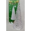Коледна светеща елхичка