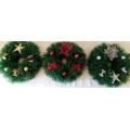 Коледни венци за украса по Коледа