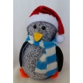 Светещо пингвинче за Коледа
