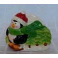 Керамичен салфетник за Коледа