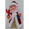 Дядо Коледа с подарък - музикален