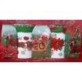 Комплект чаши - Дядо Коледа и Коледна звезда