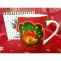 Чаша с камбанки за Коледа