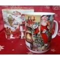 Оригинална коледна чаша - Дядо Коледа