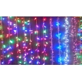 """Коледни LED лампички - """"пухче"""""""