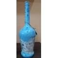 Коледна бутилка - с мечета